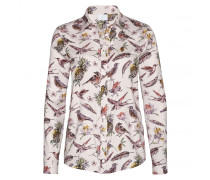 Bluse ELFIE für Damen - Off-white / Multicolor