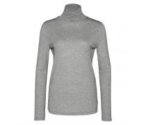 Rollkragen-Shirt CANDIA für Damen - Silver
