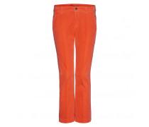 Cropped-Hose JANA für Damen - Tangerine