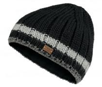 Strickmütze VINCENT für Herren - Black / Multicolor