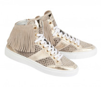 High-Top Sneakers 17 NEW SALZBURG für Damen - White / Ivory