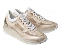 Sneaker NEW YORK LADY 10 für Damen - Platinum
