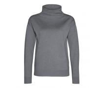 Schurwoll-Pullover ELIA für Damen - Stone Gray