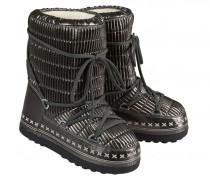 Snow Boots NEW TIGNES 4G für Damen - Gunmetal