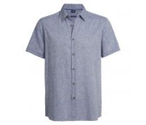Bogner Kurzarm-Hemd LAS VEGAS für Herren - Blue / White Melange
