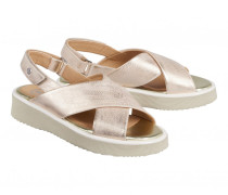 Sandale OSLO 17C für Damen - Platinum