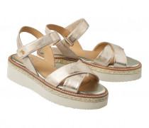 Sandale OSLO B 2A für Damen - Platinum