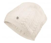 Kaschmirmütze FINI für Damen - Off-White