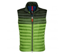 Lightweight-Daunenweste CARTER für Herren - Green Multicolor