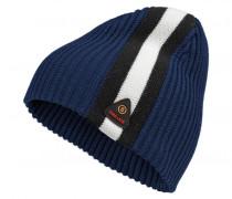 Strickmütze NORMAN für Herren - Indigo / Multicolor
