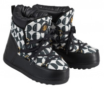 Snow Booties TROIS VALLEES 3 für Damen - Black / White