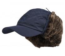 Trapper-Cap RICO für Herren - Navy / Nature