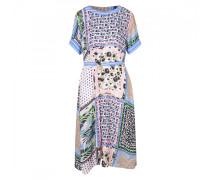Kleid Salma - Blau/Multicolour