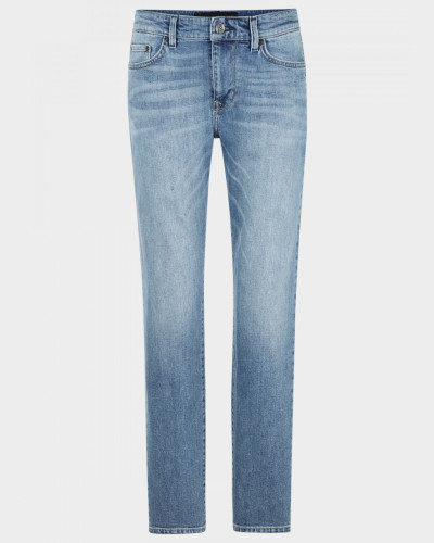 Regular Fit Jeans Rob für Herren - Blue Stone Washed Regular Fit Jeans