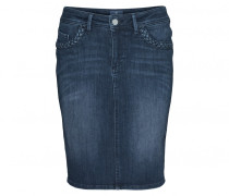 Jeansrock DAPHNE für Damen - Blue Denim