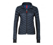 Lightweight-Daunenjacke LAURA für Damen - Navy / Black