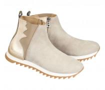 Ankle-Boots SEATTLE LADY für Damen - Ivory / Platinum