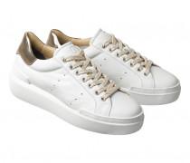 Sneaker HOLLYWOOD 1 für Damen - White/Platinum