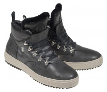 MID-TOP SNEAKERS MIT ANTI-RUTSCHSYSTEM ANCHORAGE M 1A für Herren - Black / Gray