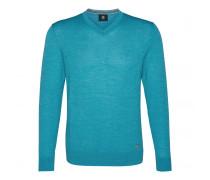 Pullover ERNEST für Herren - Turquoise Melange