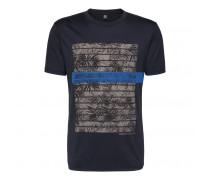 T-Shirt CEDRIC für Herren - Navy / Multicolor