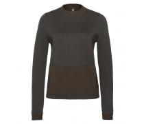 Pullover CHIARA für Damen - Dark Olive Green