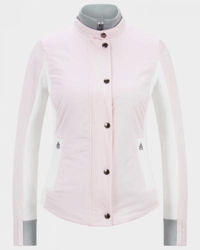 Jacke Kiana für Damen - Rosa/Weiß Jacke