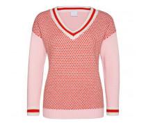 Kaschmir-Pullover FERGIE für Damen - Mauvelous / Multicolor