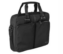 NYLONTASCHE LAPTOP BAG für Unisex - Black