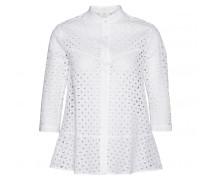 Broderie Anglais-Bluse BAILEY für Damen - White