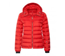 Lightweight-Daunenjacke LIA für Damen - Burned Red