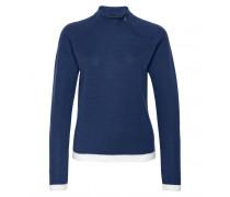 Pullover LILIA für Damen - Dark Blue / Off-white
