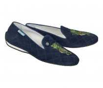 Loafer PORTOFINO 1A für Damen - Navy / Multicolor