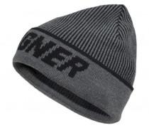Strickmütze PITRO für Herren - Gray / Black