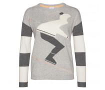 Pullover ALINA für Damen - Silver / Multicolor