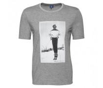 T-Shirt JACK für Herren - Gray Melange / Monochrome
