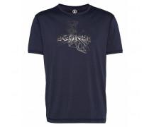 T-Shirt ULF für Herren - Navy / Platinum