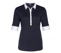 Poloshirt FELICE für Damen - Navy / White
