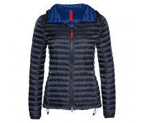 Lightweight Daunenjacke BETTY-D für Damen - Navy