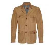 Leder-Fieldjacket GLENN für Herren - Golden Oak