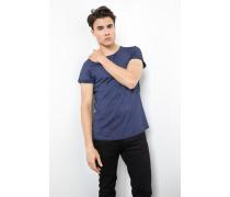 T-Shirt Milo blau