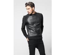 Sweatshirt Pip schwarz