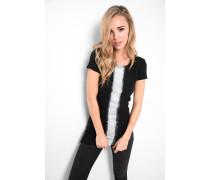Print T-Shirt Single stripe WSN