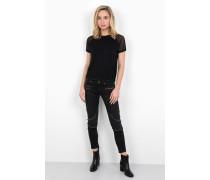 T-Shirt Delilah schwarz