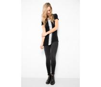 T-Shirt Single stripe WSN schwarz