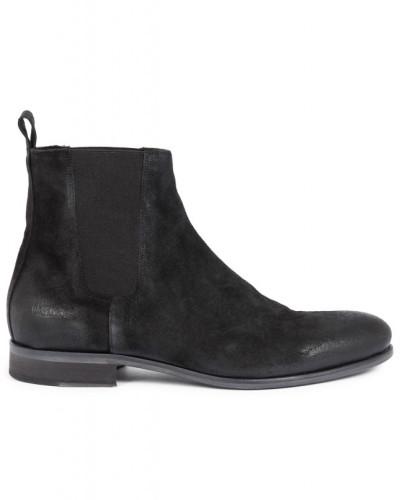 Chelsea Boots John schwarz