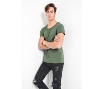 T-Shirt Wren oliv