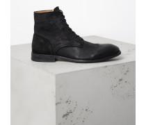 Schuhe Yoakley Suede schwarz