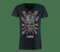T-Shirt Snake Skull Wren