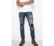 Jeans Clyde blau